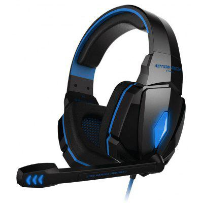 EACH G4000 Auriculares Gaming USB