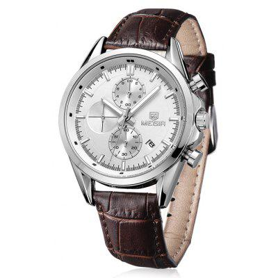 MEGIR 5005 Men Japan Quartz Watch