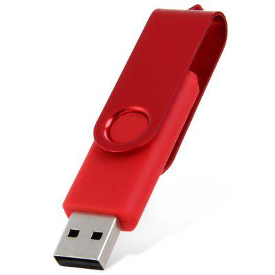 2 in 1 32GB OTG USB 2.0 Flash Drive