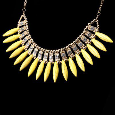 Trendy Women Elegant Simple Fashion Statement Charm Chokers Necklace