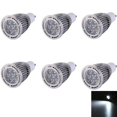 6 x GU10 9W 810Lm COB LED Spotlight Bulb Lamp