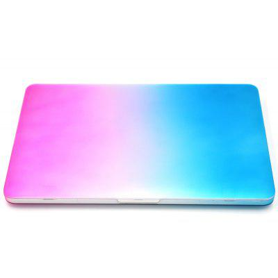 ASLING Hard Case Protector pour MacBook Retina 15.4 pouces Rainbow Design