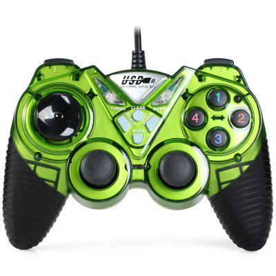 USB-908 USB 1.0 / 2.0 Wired Game Controller