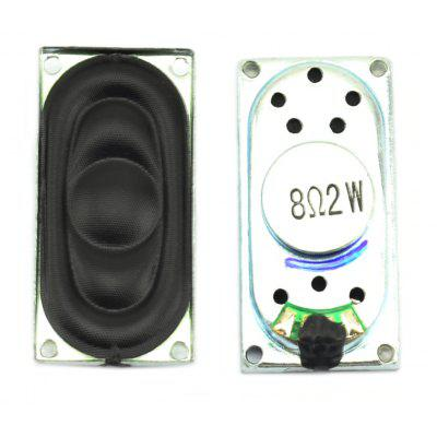 Jtron 2W 38mm 8 Ohm Speaker Module - 2PCS
