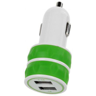 Jtron 3.1A Dual USB Car Charger for iPhone 8