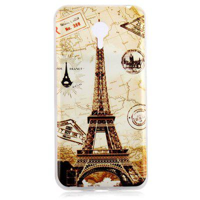 New Design Soft Material Back Protective Cover Case for MEIZU M2 NOTE