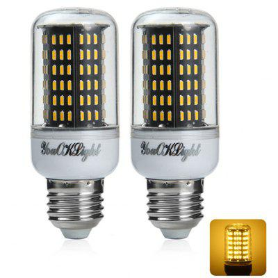 YouOKLight 15W E27 1300Lm SMD 4014 LED Corn Light Bulb