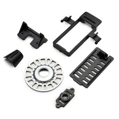 Spare WLtoys Plastic Part Set for XK A600 RC Airplane