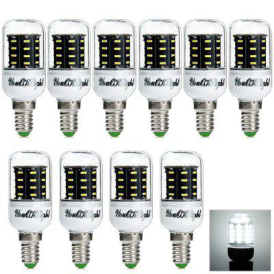 YouOKLight E14 400LM 5W SMD 4014 LED Corn Light