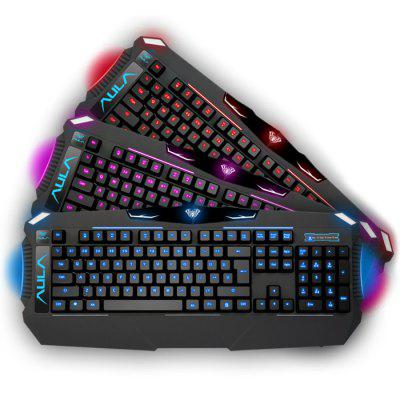 AULA Dragon Deep Wired USB Esports Gaming Keyboard
