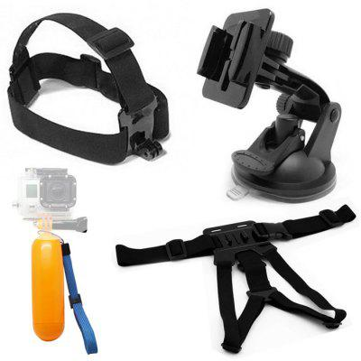 4 - in - 1 Universal Action Camera Accessory Kit