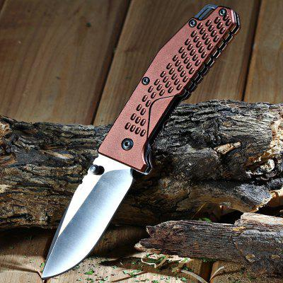 Sanrenmu 7063 LUC-LY Liner Lock Folding Knife