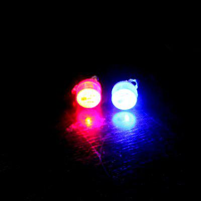 2Pcs Shining Lights Ear Clip
