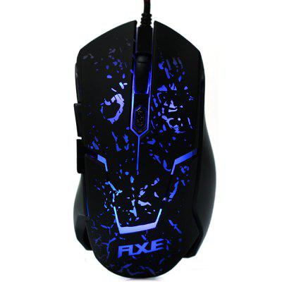 RXE X6 Wired USB Optical Gaming Mouse