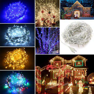 30M 300 LED String Light Christmas Fairy Lights Waterproof Lighting
