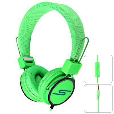 Y-6338 Stereo Headphone