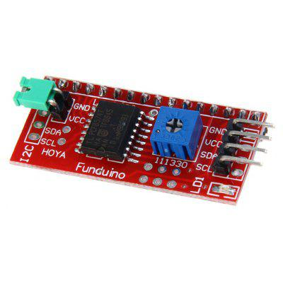 IIC / I2C Interface Pinboard