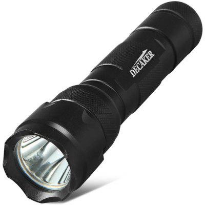 DECAKER 502 CREE XML T6 760Lm Compact LED Flashlight