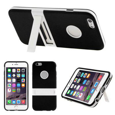 ENKAY 2 in 1 Back Case Tempered Glass Film for iPhone 6 / 6S