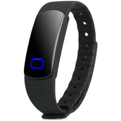 SH08 Blue LED Smart Wristband