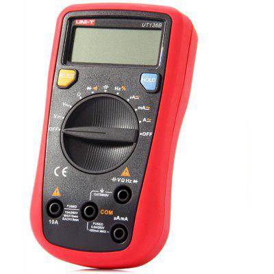 UNI-T UT136B Handheld LCD Digital Multimeter