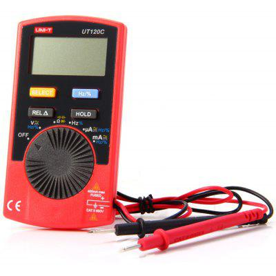 UNI-T UT120C Pocket LCD Digital Multimeter