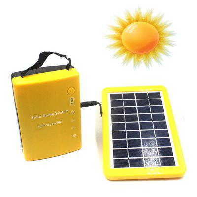 YuanBoTong 6V 20000mAh Household Solar Power Pack System