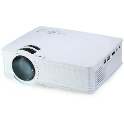 H909 LED Projector 1000LM 800 x 480 Pixels