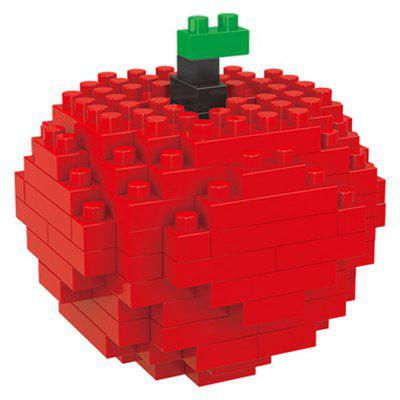 WLtoys 110 Piezas Apple Building 6603 IQ Training
