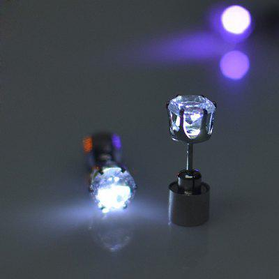 Фото Bling Bling Acrylic LED Earring Studs. Купить в РФ