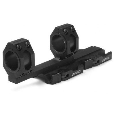 QD-S01 Precision Extended 25 - 30mm Scope Mount