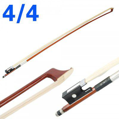 4 / 4 Arbor Violin Bow 140v 4 4 full size diamond carbon fiber violin bow ebony frog nickel silver mounted mongolia horsehair violin parts accessoreis