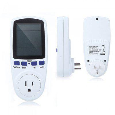 TS-836 Multifunctional Power Consumption Meter Socket