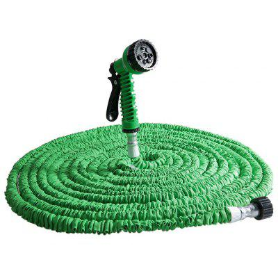 125FT 7 Modes Expandable Garden Water Hose Pipe with Spray Gun