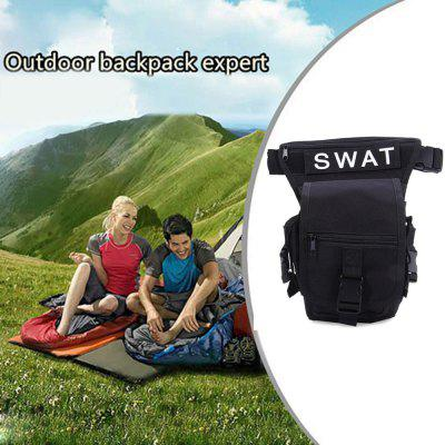 Outdoor Military Waist Leg Drop Bag