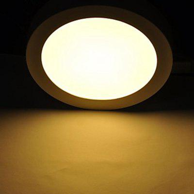 SMD 2835 24W 1600Lm LED Down Light Ceiling Lamp ( 85 - 265V )