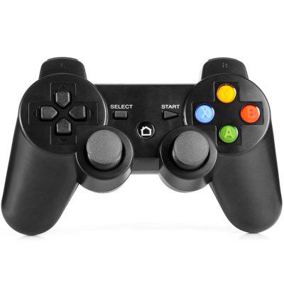 Bluetooth 2.1 GamepadMouse<br>Bluetooth 2.1 Gamepad<br><br>Bluetooth Version: V2.1<br>Package Contents: 1 x Bluetooth Gamepad, 1 x Clip, 1 x Mini USB to USB 2.0 Cable, 1 x Bilingual Manual in Chinese and English<br>Package size: 18.20 x 13.30 x 7.10 cm / 7.17 x 5.24 x 2.8 inches<br>Package weight: 0.3200 kg<br>Product size: 15.50 x 8.50 x 5.00 cm / 6.1 x 3.35 x 1.97 inches<br>Product weight: 0.1650 kg