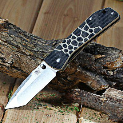 Sanrenmu 7071 Pocket Knife with Liner Lock
