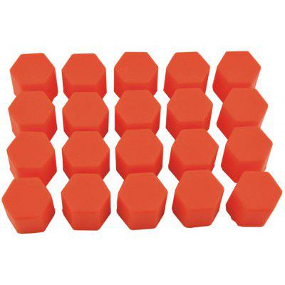 20pcs Car Tyre Screws Cover