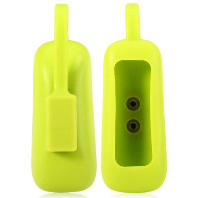 Silicone Magnetic Clasp Clip Case Holder for Fitbit One Wireless Activity Tracker