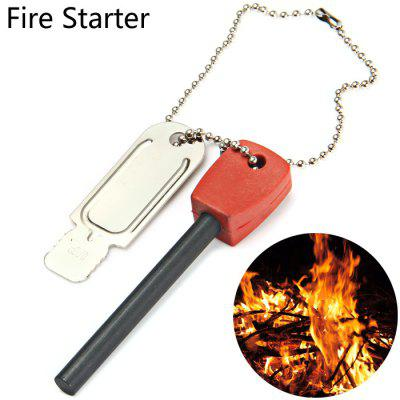 LM-3K 2 in 1 Multi-function Fire Starter with Scraper