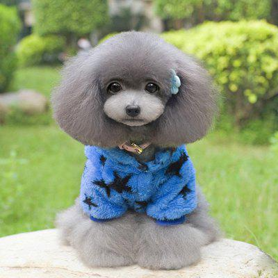 Winter Two Feet Pet Puppy Coat