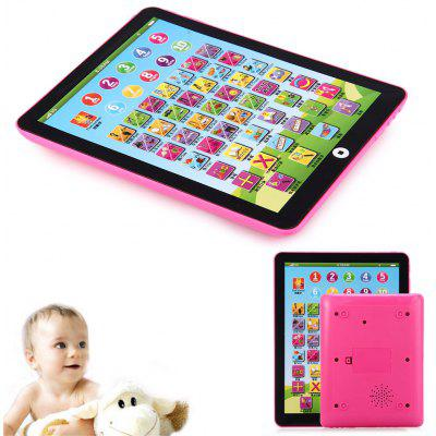 Computer Learning Educational Machine Tablet Toy with English Chinese