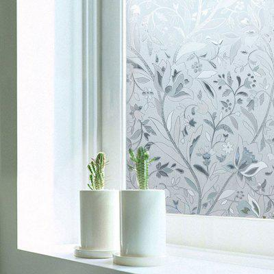 TS-W180 PVC Printing Pattern Window Sticker