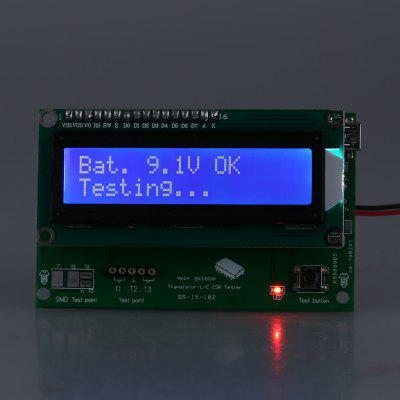 TS-M8N Multi Functional LCD Backlight Transistor Tester