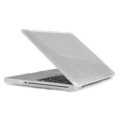 Hat-Prince Hard Case Protector for MacBook Pro 13.3 inch PC Material Transparent Crystal Design