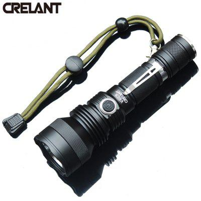 CRELANT V6CS CREE XM L2 6500K 960Lm Waterproof LED Flashlight