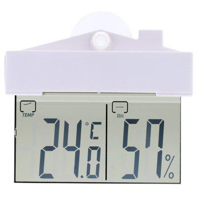 Indoor Outdoor House Thermometer Hygrometer
