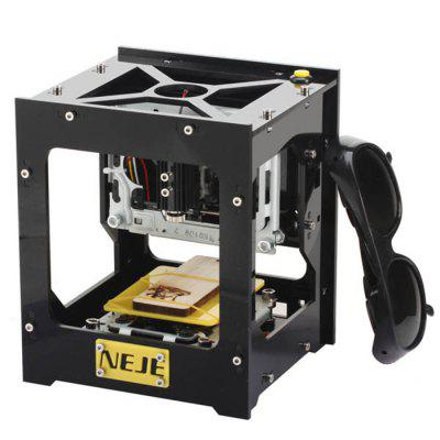 NEJE DK - 8 Pro 300mW Laser Engraver Printer Machine3D Printers, 3D Printer Kits<br>NEJE DK - 8 Pro 300mW Laser Engraver Printer Machine<br><br>Brand: NEJE<br>Package size: 30.00 x 20.00 x 21.00 cm / 11.81 x 7.87 x 8.27 inches<br>Package weight: 1.6430 kg<br>Packing Contents: 1 x Engraving Machine, 1 x Laser Protective Glasses, 1 x Allen Wrench,  1 x Free 1GB TF Card (Included the User Manual and Install Software)<br>Product size: 16.00 x 14.50 x 19.00 cm / 6.3 x 5.71 x 7.48 inches<br>Product weight: 1.3000 kg<br>Type: 3D Laser