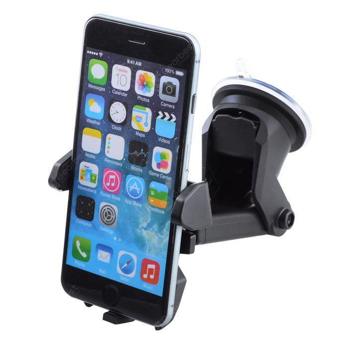 Image result for Windshield Dashboard Car Holder Phone Stand with Sucker Adjustable Easy Installation